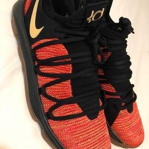 Nike kd 10 id size 12.5